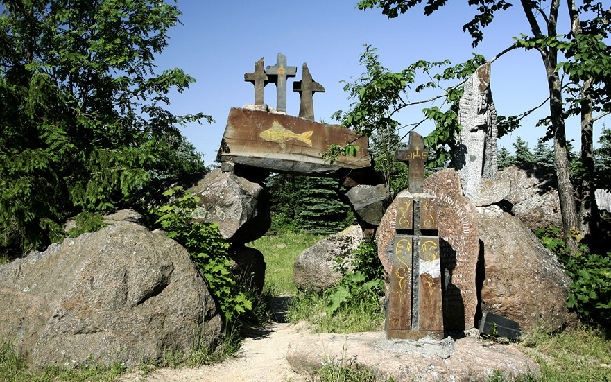 Orvidų sodyba - muziejus