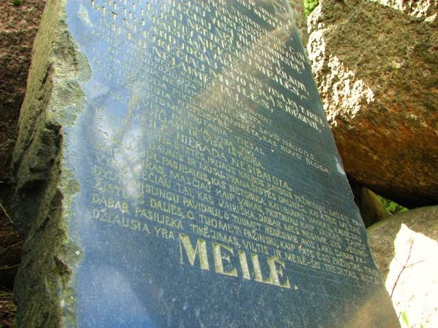 Orvidų sodyba - Himnas meilei